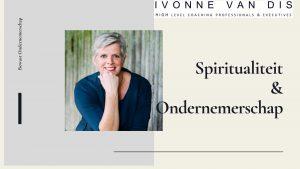 Spiritualiteit en Ondernemen
